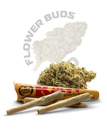 Amnesia Haze Pre-Rolled CBD Joints & Spliffs image 1