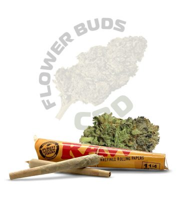 Bubba Kush Pre-Rolled CBD Joints & Spliffs image 1