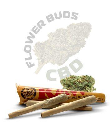 Vanilla Kush Pre-Rolled CBD Joints & Spliffs image 1