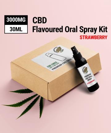 CBD Hemp Spray Instant Relief