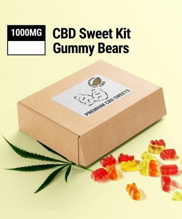 CBD Gummies Bears 1000MG