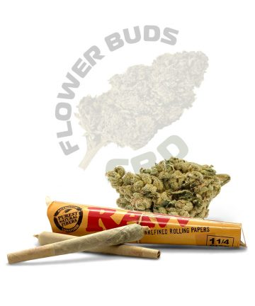 Hawaiian Pre-Rolled CBD Joints & Spliffs image 1