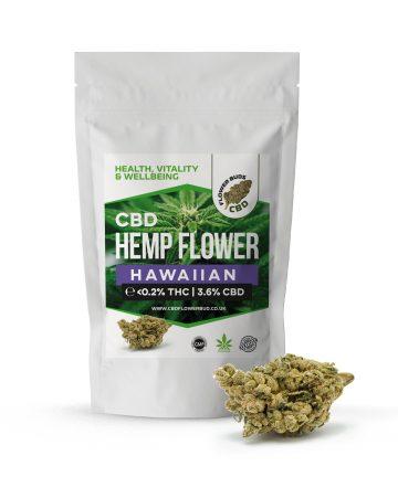Hawaiian CBD Hemp Flowers & CBD Weed Buds