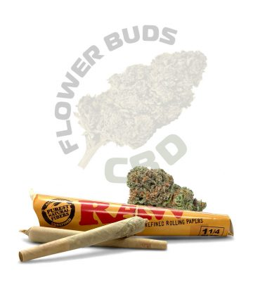 Pineapple Express Pre-Rolled CBD Joints & Spliffs image 1