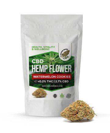Watermelon Cookies CBD Hemp Flower Buds | CBD Weed & CBD Cannabis